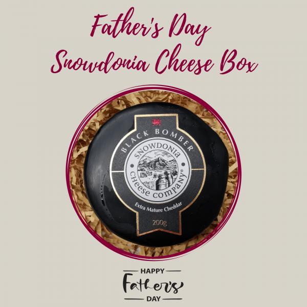 Snowdonia Black Bomber and Beechwood cheeses